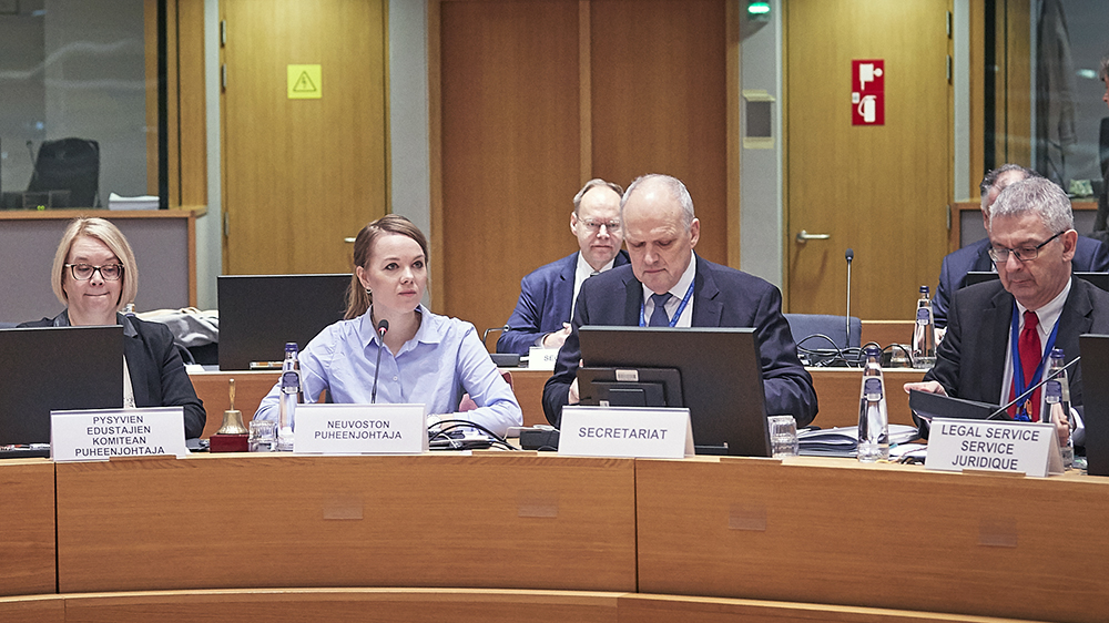 Competitiveness Council discussed EU space, research and innovation programmes