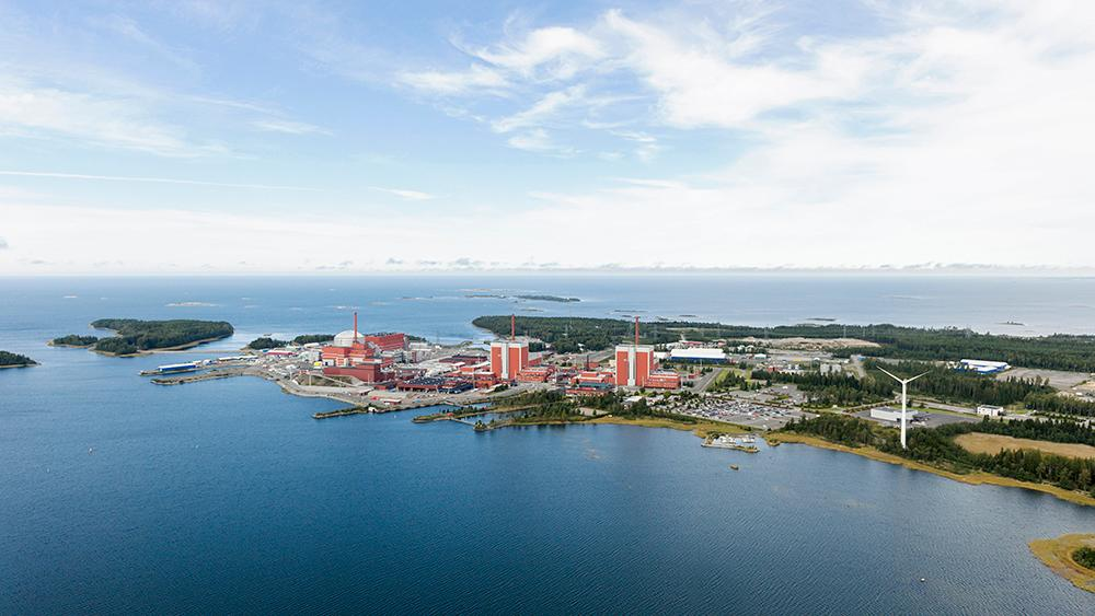 olkiluoto power plant