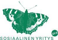 sosiaalinen yritys -logo