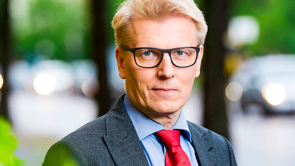 Tiilikainen 1,000 days as a minister